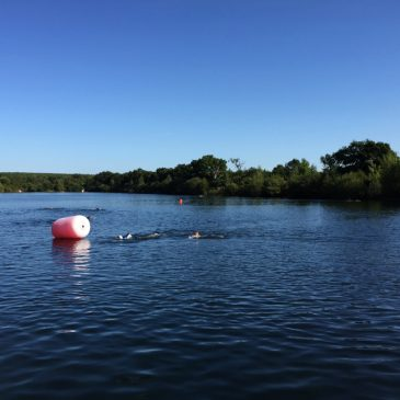 My #GetOutside Pledge – Swim in a Lake