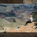 WhiteWall Acrylic Print Grand Canyon Splodz Blogz