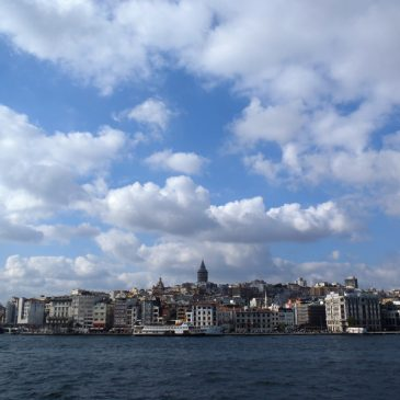 TopDeck Turkey Diary Day 2 | Istanbul