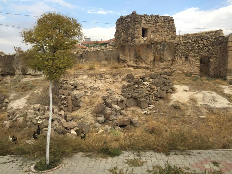 TopDeck Turkey Diary - Underground City