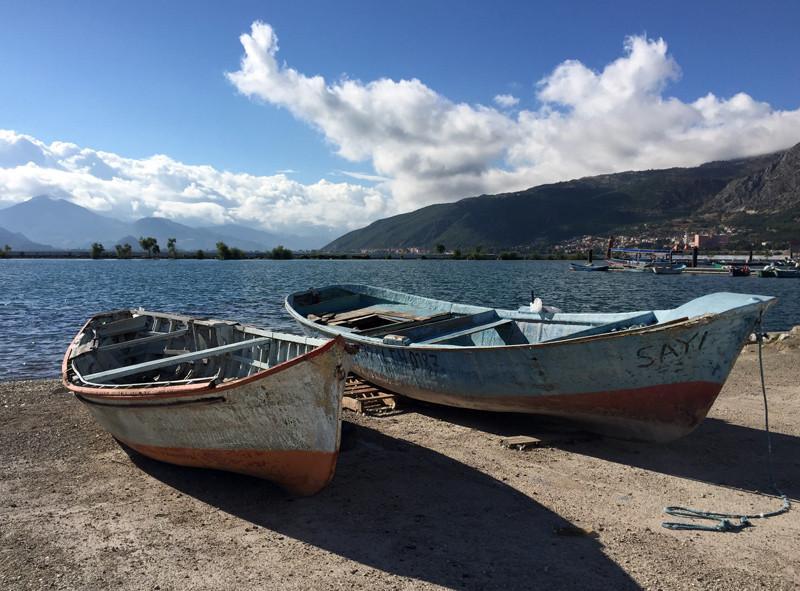 TopDeck Turkey Diary - Lake