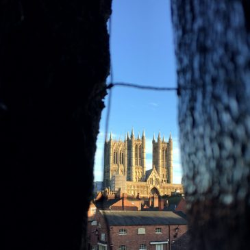 Lincoln Castle Revealed
