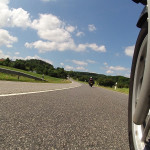 Motorbike Tour of Europe - Riding