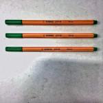 SplodzWPC - Three Stabilo Pens