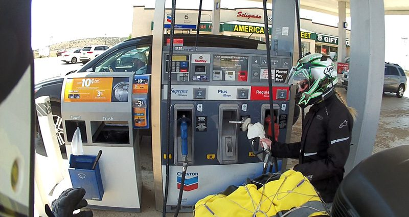 How to Pay for Fuel in the USA with a British Credit Card