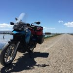 My F650GS on/in/by Bear Lake, Idaho