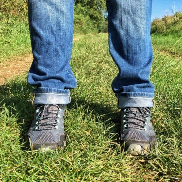 Review: Merrell Moab FST Gore-tex Walking Shoes