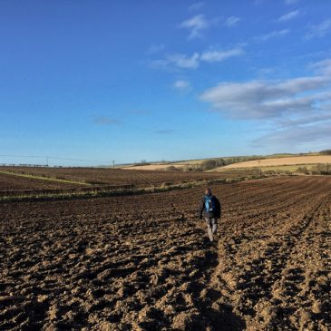 THE BINBROOK LOOP, LINCOLNSHIRE WOLDS