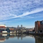 One Hour Outside February - Brayford Pool, Lincoln