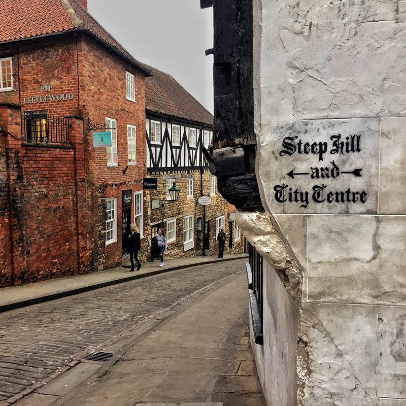 Steep Hill, Lincoln, Splodz Blogz