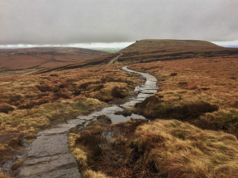 Kinder Walk from Edale, Splodz Blogz