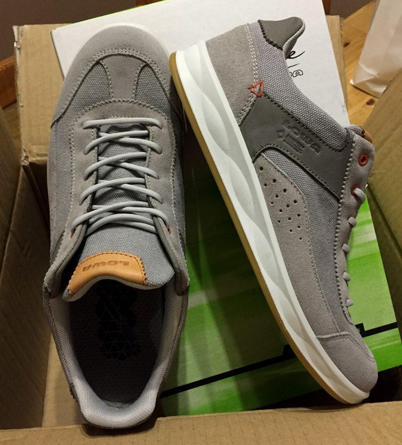 Splodz Blogz   LOWA San Francisco Shoes