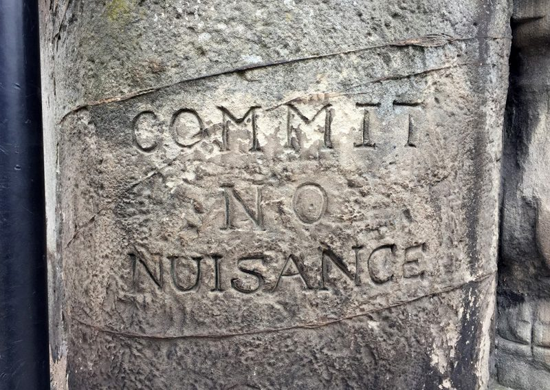 Splodz Blogz | Original Shrewsbury | Commit no Nuisance