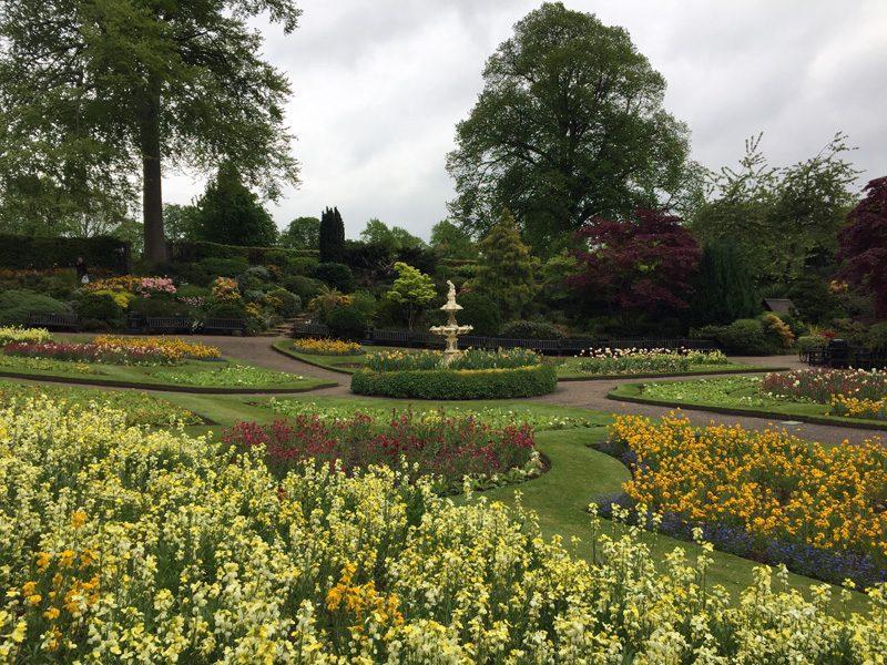 Splodz Blogz | Original Shrewsbury | The Dingle, Quarry Park