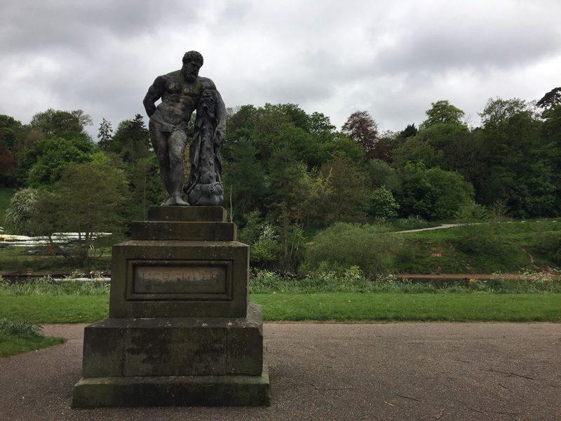 Splodz Blogz | Original Shrewsbury | Hercules at The Quarry