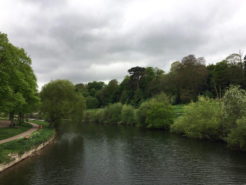 Splodz Blogz | Original Shrewsbury | River Severn