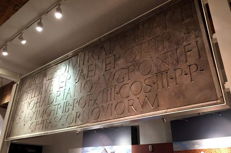 Splodz Blogz | Original Shrewsbury | Roman Text