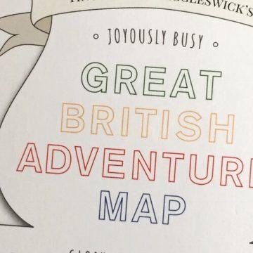 WIN | THE GREAT BRITISH ADVENTURE MAP