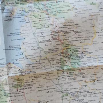 THE GREAT BRITISH ADVENTURE MAP