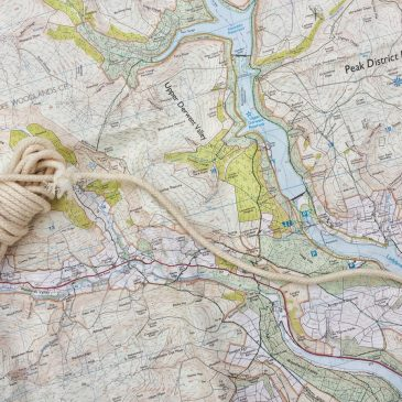 NINE THINGS I LOVE ABOUT MAPS